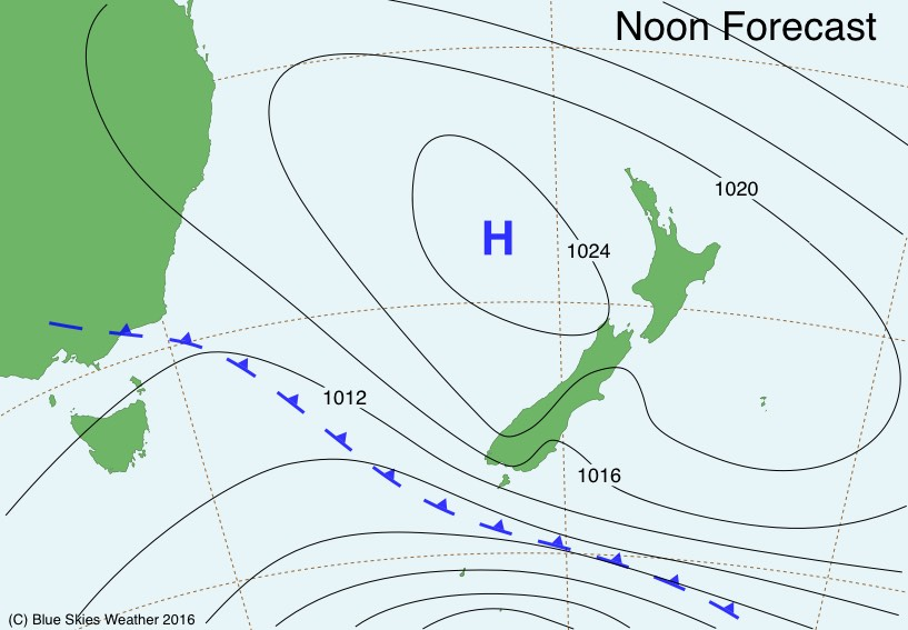 Tuesday Weather Map.Weather Forecast Tuesday 5 April 2016 Channel 39