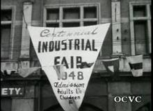 Centennial Industrial Fair 1948