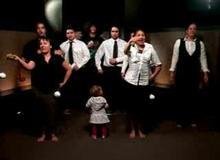 Ana Pene and the Te Waipounamu Culture Group